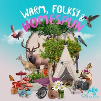 Warm, Folksy and Homespun
