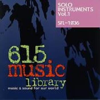 Solo Instruments Vol. 1