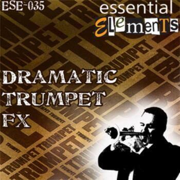 Dramatic Trumpet FX