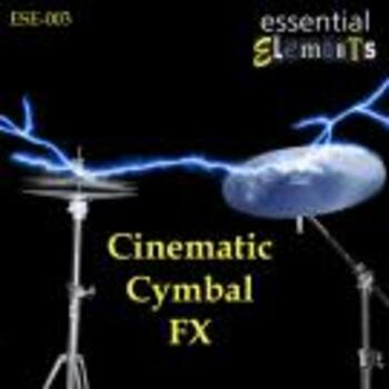 Cinematic Cymbal FX