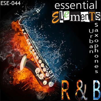 Urban Saxophones   R&B