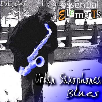 Urban Saxophones   Blues