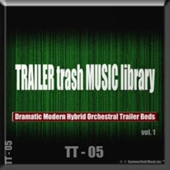 Dramatic Modern Hybrid Orchestral Trailer Beds V.1