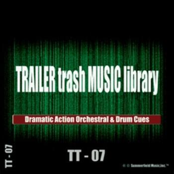 Dramatic Action Orchestral Drum Cues & Stems