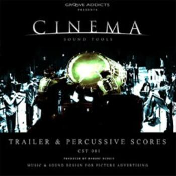 Trailer and Percussive Scores
