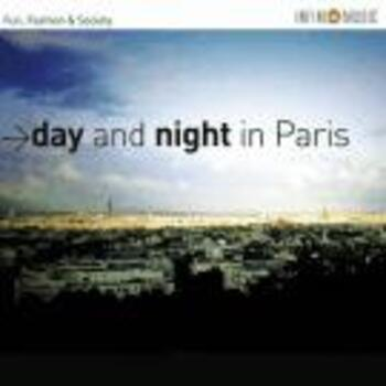 A Day And Night In Paris