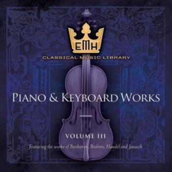 Piano And Keyboard Vol 3