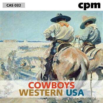 Cowboys Western Usa