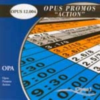 """Opus Promos """"Action"""""""