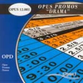 "Opus Promos ""Drama"""