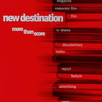 NEW DESTINATION more than score (CD 2)