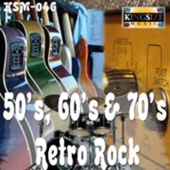 50's, 60's, & 70's Retro Rock *****
