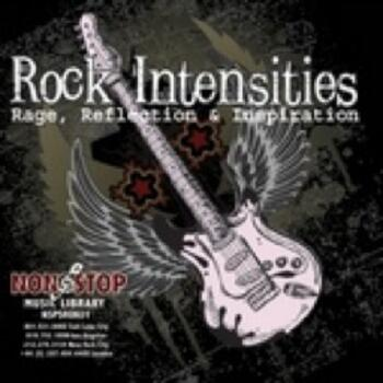 Rock Intensities 1 - Rage, Reflection & Inspiration