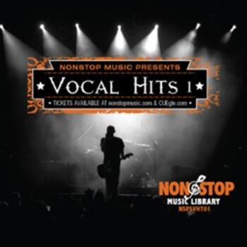 Vocal Hits 1 - Pop, Top 40, Teen Rock, Indie, Vocal & Instrumental Tracks