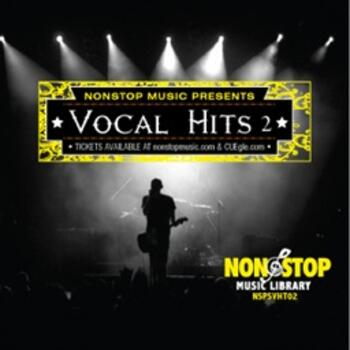 Vocal Hits 2 - Pop, Top 40, Teen Rock, Indie, Vocal & Instrumental Tracks