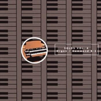 Solos Organ Vol. 4