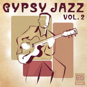 SFL1207 Gypsy Jazz Vol. 2
