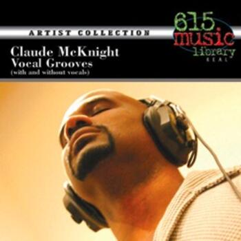"Claude McKnight ""Vocal Grooves"""