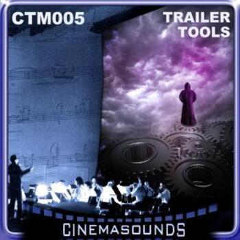 Cinemasounds Trailer Music 5: Trailer Tools