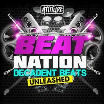ATUD001 Beat Nation - Decadent Beats Unleashed