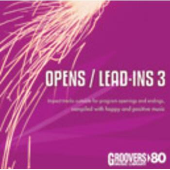 OPENS / LEAD-INS 3