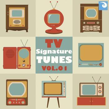 TV Signature Tunes Vol. 01