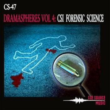 Dramaspheres Vol 4 CSI Forensic Science