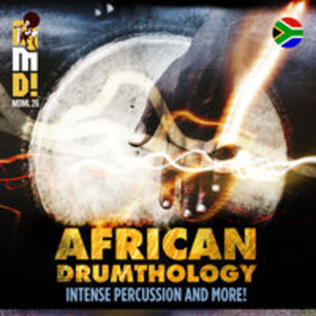 AFRO 26 - AFRICAN DRUMTHOLOGY-EXPLOSIVE PERCUSSION AND MORE!