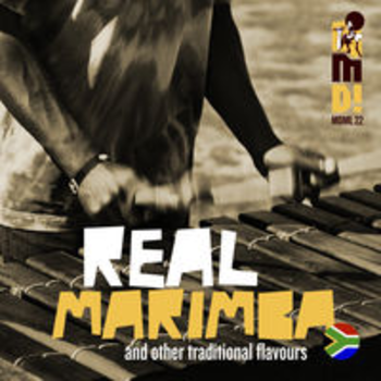 AFRO 22 - REAL! MARIMBA (AND OTHER TRADITIONAL FLAVOUR)