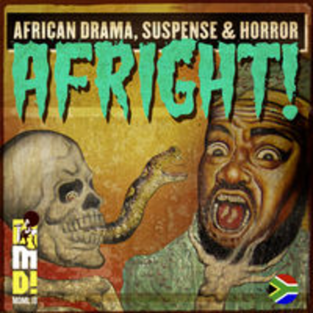 AFRO 25 - AFRIGHT! (AFRICAN DRAMA AND SUSPENSE)