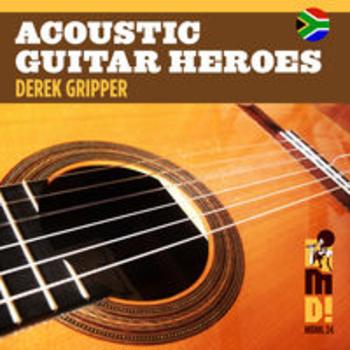 AFRO 24 - ACOUSTIC GUITAR HEROES - DEREK GRIPPER