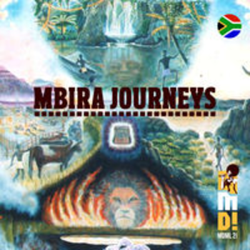 AFRO 21 - MBIRA JOURNEYS
