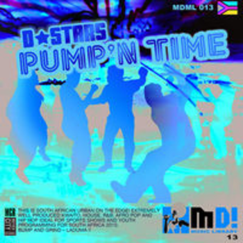 AFRO 13 - DSTAR'S PUMP'N TIME