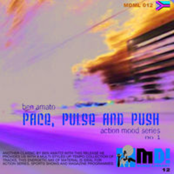 AFRO 12 - PACE, PULSE AND PUSH