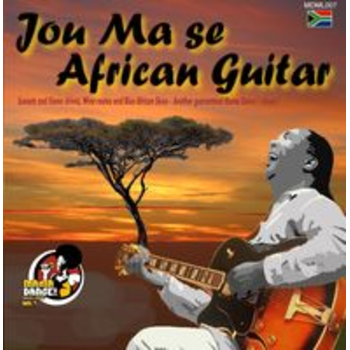 AFRO 7 - JOU MA SE AFRICAN GUITAR