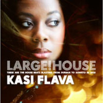 AFRO 44 - LARGE! HOUSE - KASI FLAVA