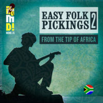 AFRO 35 - EASY FOLK PICKINGS 2 (FROM THE TIP OF AFRICA)