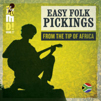 AFRO 27 - EASY FOLK PICKINGS (FROM THE TIP OF AFRICA)