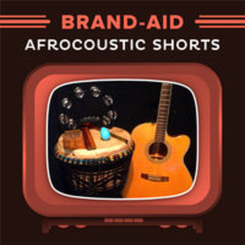 AFRO 72 - BRAND-AID: AFROCOUSTIC SHORTS