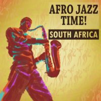 AFRO 64 - AFRO JAZZ TIME: SOUTH AFRICA