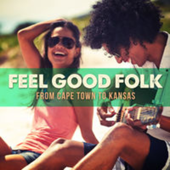 AFRO 86 - FEEL GOOD FOLK - FROM CAPE TOWN TO KANSAS