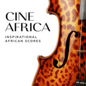 AFRO 81 - CINE AFRICA - INSPIRATIONAL AFRICAN SCORES