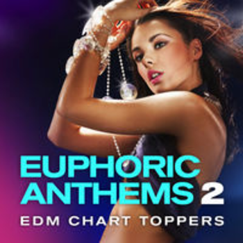 AFRO 82 - EUPHORIC ANTHEMS VOL.2 - EDM CHART TOPPERS