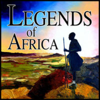 AFRO 77 - LEGENDS OF AFRICA