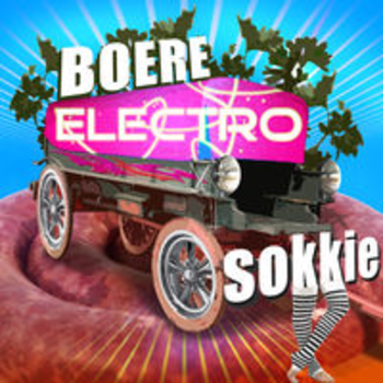AFRO 76 - BOERE ELECTRO SOKKIE