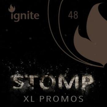 STOMP XL Promos
