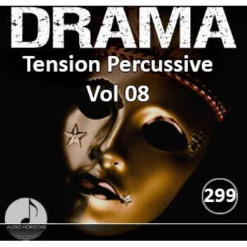 Drama 299 Tension Percussive Vol 08