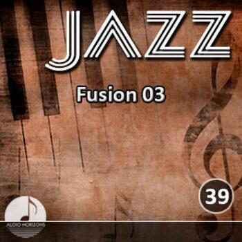 Jazz 39 Fusion 03 Uptempo, Hard