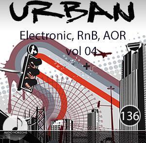 Progressive Contemporary 136 Electronic, Rnb Vol 04