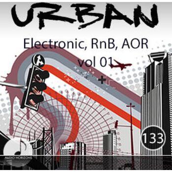 Progressive Contemporary 133 Electronic, Rnb Vol 01